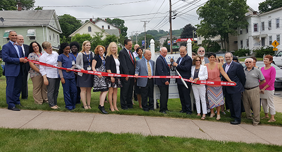 94 Union St Ribbon Cutting