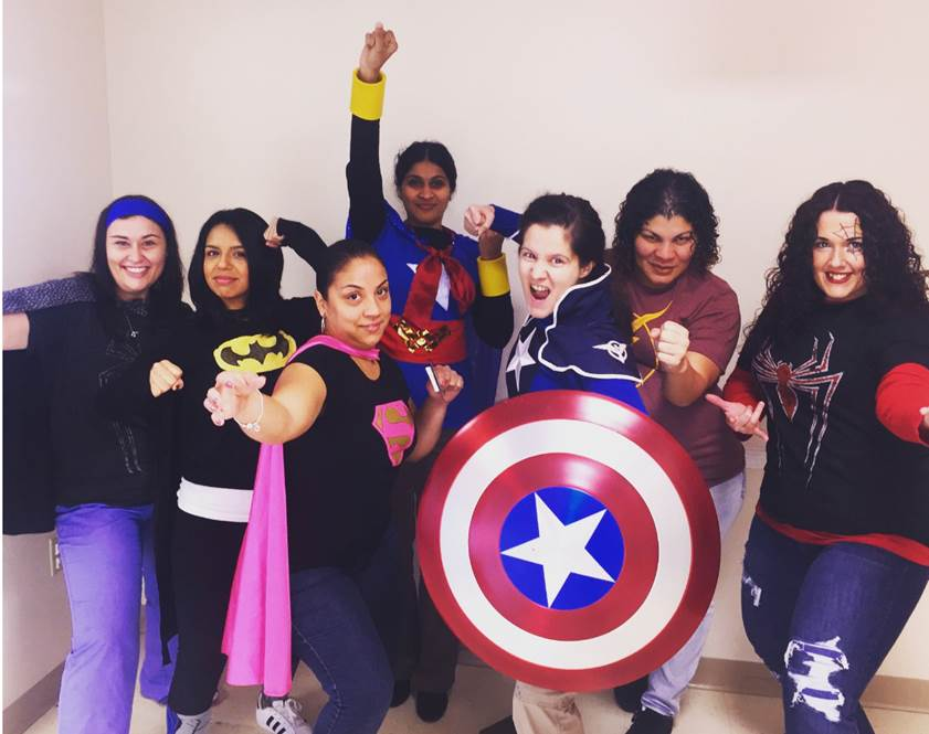 First Choice Health Centers Staff Celebrates Halloween